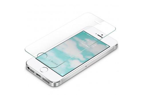 Защитное стекло EVA  0.26 мм. для Apple IPhone 5/5s/5c