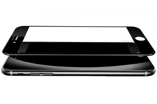 Защитное стекло EVA 3D для Apple iPhone  7/8 - Черное