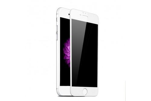 Защитное стекло EVA 3D для Apple iPhone 6/6s - Белое