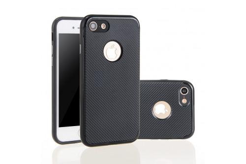 Чехол пластиковый EVA для Apple iPhone 7/8 - Черный