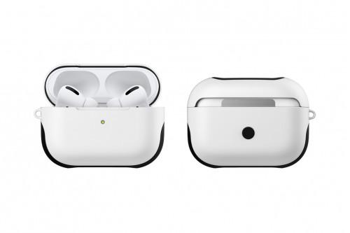 Чехол Eva для наушников Apple AirPods Pro - Белый